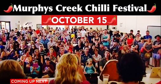 Murphy's Creek Chilli Festival 2017