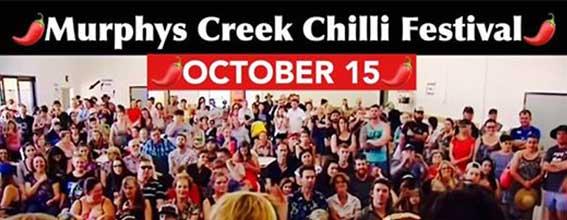 Murphys creek chilli festival